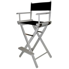 Directors Chair White Mexican Hammock Bar 45 Height Director 39 S Frame Target About This Item