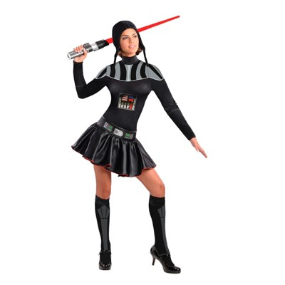 Women's Star Wars Darth Vader Halloween Costume