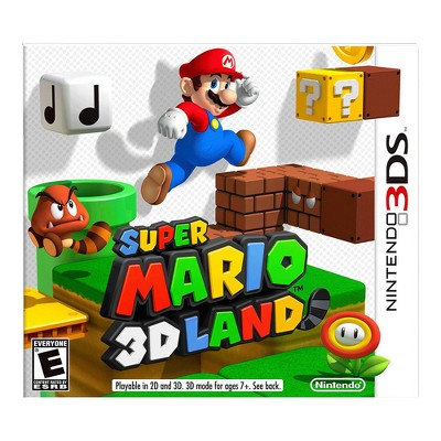 Super Mario 3D Land - Nintendo 3DS (Digital)