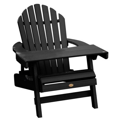 highwood adirondack chair double high hamilton folding reclining with table