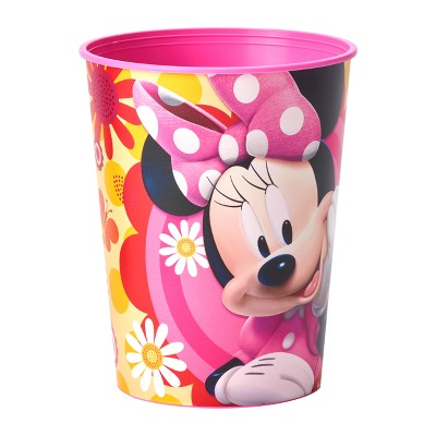 Disney Minnie Mouse Stadium Cup Pink