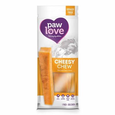 paw love yak cheese dog rawhide dog treats