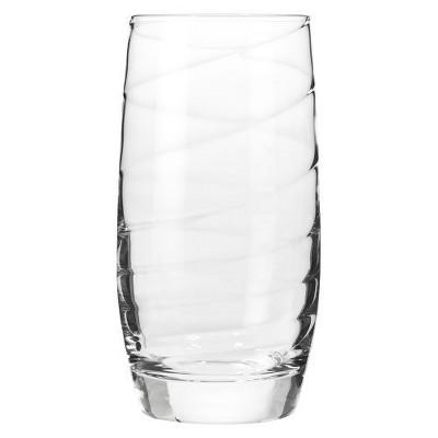 Luigi Bormioli Romantica Beverage Glass Set of 4 - 19 oz