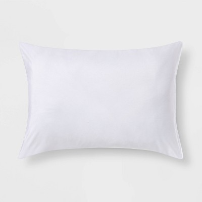 standard won t go flat bed pillow made by design