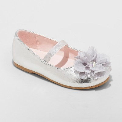 Flowers by Nina Toddler Girls' Kadisha Dressy Ballet Flats