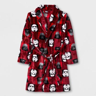 Boys' Star Wars Robe - Red