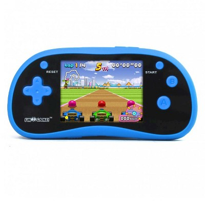 I M Game Gp180 Handheld Game Player Blue Target