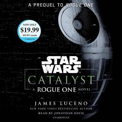 Catalyst (Star Wars) - by  James Luceno (AudioCD)