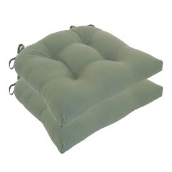 Chair Cushions With Tie Backs Small Accent Chairs For Bedroom Micro Fiber Pads Set Of 4 Target About This Item