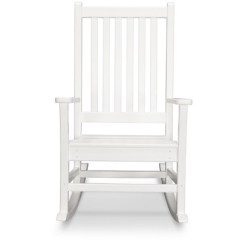 Target White Rocking Chair High Chairs For Twins Polywood St Croix