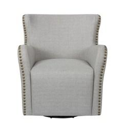 Ab Swivel Chair Graco Glider John Boyd Designs Harris Upholstered Target
