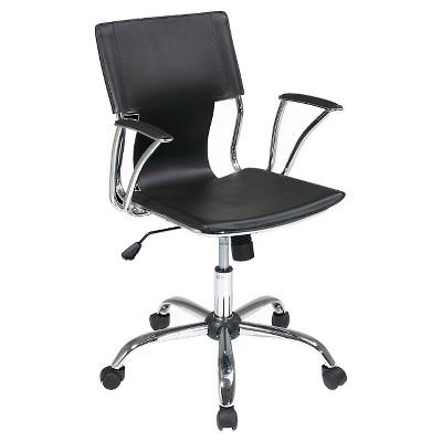 dorado office chair hook on table high australia black star target