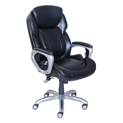 serta office chair warranty claim bedroom australia my fit executive with tailored reach black target