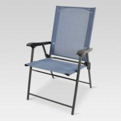 Patio Folding Chair Macys Dining Chairs Sling Threshold Target