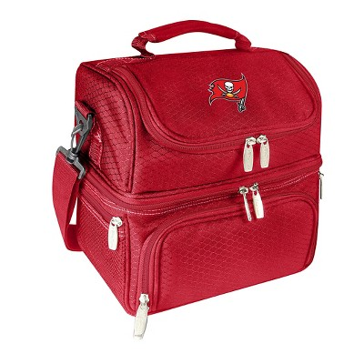 Tampa Bay Buccaneers - Pranzo Lunch Tote by Picnic Time (Red)