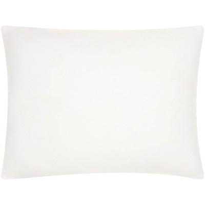 16 x22 oversize polyester lumbar pillow insert white mina victory