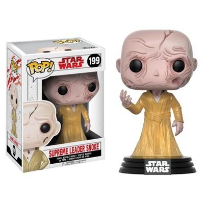 Funko POP! Star Wars: The Last Jedi - Supreme Leader Snoke Mini Figure