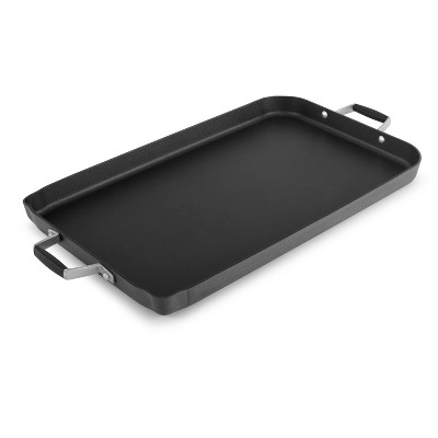 Select by Calphalon Hard-Anodized Non-Stick Double Griddle