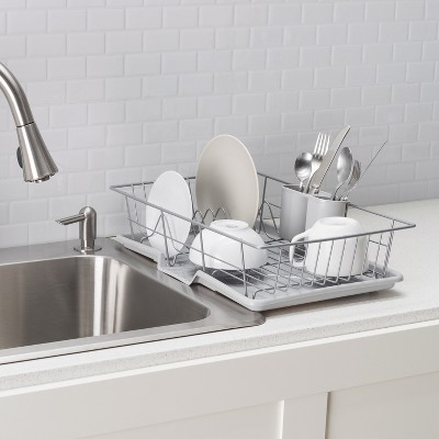 dish drainers and trays target