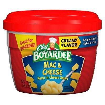 chef boyardee mac cheese