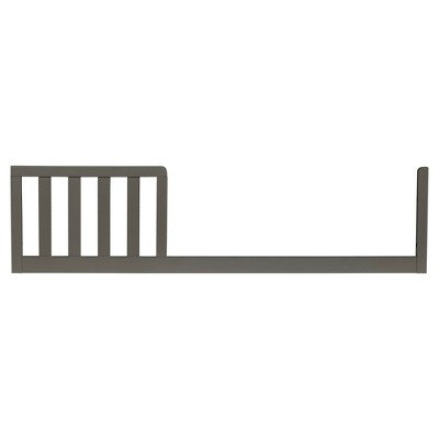 Ti Amo Castello Toddler Guard Rail - Wire Brushed Gray