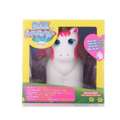YoYo Lip Gloss D.I.Y. Squishy Doll Me Up! Unicorn Emoji