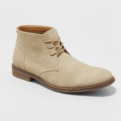Men's Kordell Chukka Boots - Goodfellow & Co™ Tan