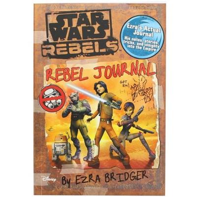 Nerd Block Star Wars Rebels: Rebel Journal by Ezra Bridger Paperback Book