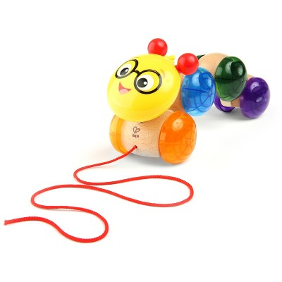 Baby Einstein Wooden Pull Toy Inch Along Cal Target