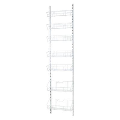 Easy Move Adjustable Basket Organizer - ClosetMaid