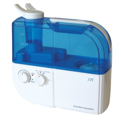 Sunpentown Dual-Mist Ion-Exchange Filter Humidifier SPT SU-4010