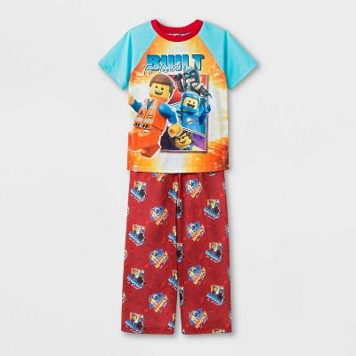 Boys' LEGO Movie 2 2pc Pajama Set - Blue