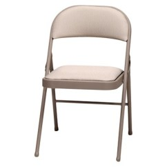 Folding Chair Fabric Office Viking 4 Piece Sudden Comfort Deluxe Padded Chicory About This Item