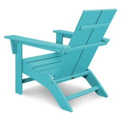 Polywood Adirondack Chairs Folding Chair With Canopy St Croix Contemporary Target