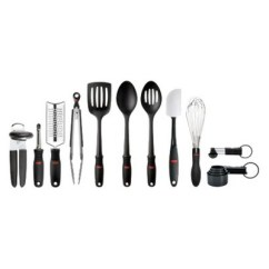 Oxo Kitchen Utensils Cabinet Hardware Drawer Slides 17pc Culinary And Utensil Set Target