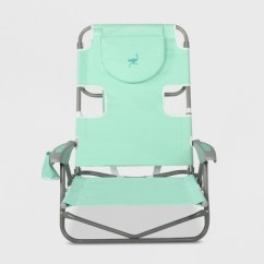 Backpack Beach Chair Target Average Cover Rental Price Ostrich