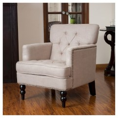 Target Club Chair Leap Stool Malone Christopher Knight Home