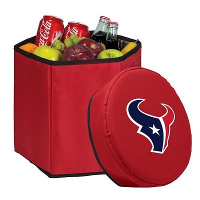 Houston Texans - Bongo Cooler by Picnic Time (Red)