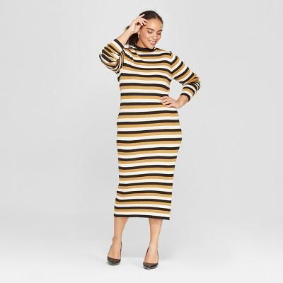 Women's Plus Size Sweater Dress - Who What Wear™
