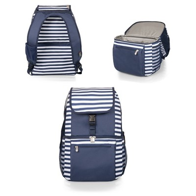 Picnic Time Portable Cooler - Navy