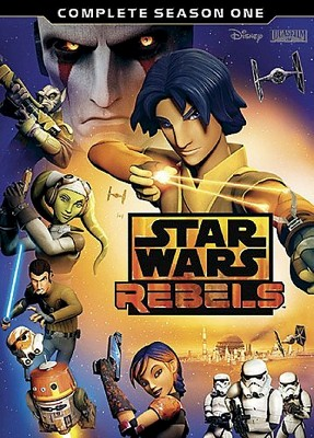 Star Wars Rebels: Complete Season 1 (3 Discs) (dvd_video)