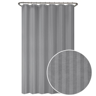 Ultimate Striped Shower Liner - Maytex