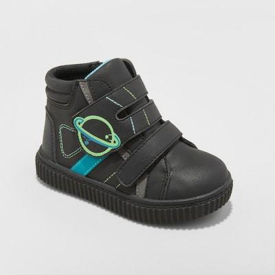 Toddler Boys' Maddock Sneakers - Cat & Jack™ Black
