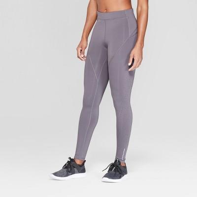 """Women's Running Mid-Rise Laser Cut Leggings 28.5"""""""