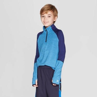 Boys' Heather 1/4 Zip Pullover - C9 Champion®