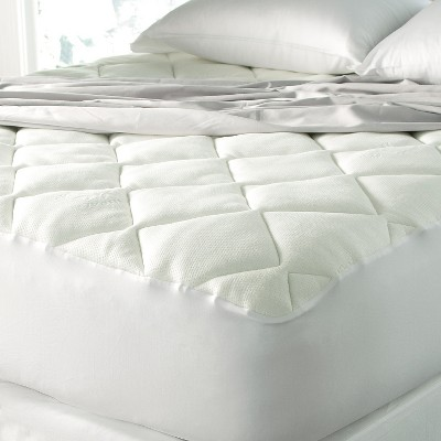 Cool Touch Mattress Pad Made with Rayon from Bamboo - SPA Luxury