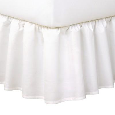 Magic Skirt Wrap-around Tailored Bed Skirt