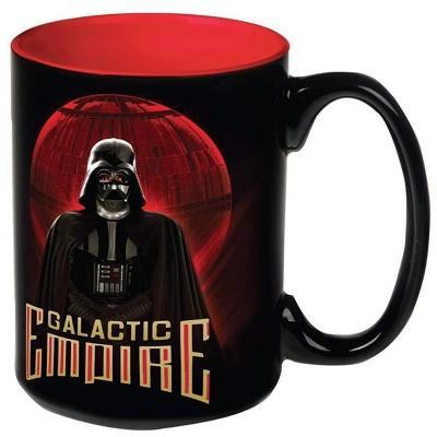 Star Wars Darth Vader/ Death Star Heat Reveal 11oz Ceramic Coffee Mug