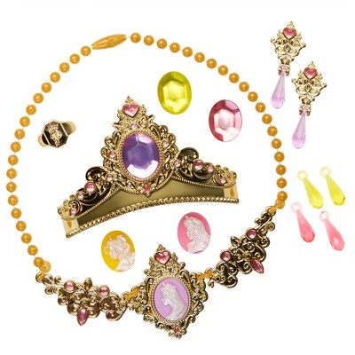 Disney Princess Majestic Collection 17pc Accessory Set