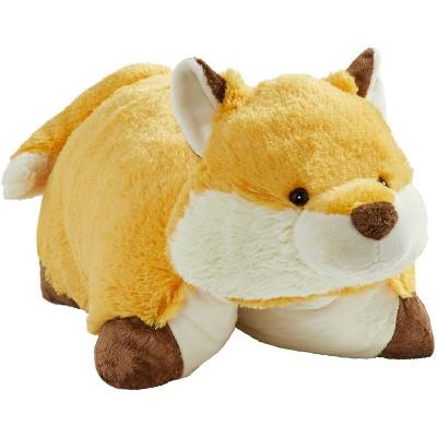 wild fox plush pillow pets